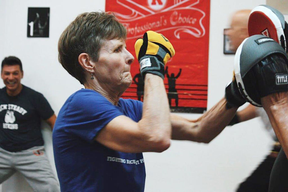 Boxing Therapy Can Help Knock Out Parkinson's Symptoms