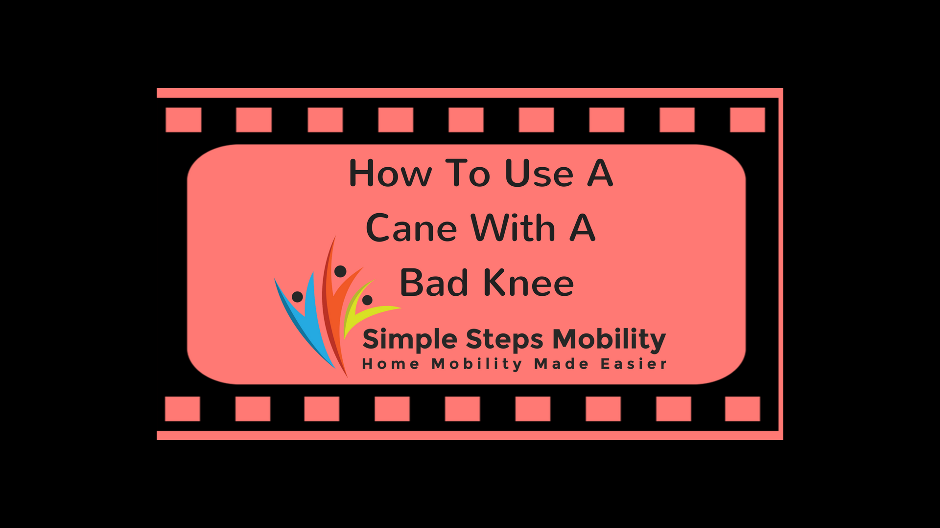How To Use A Cane With A Bad Knee