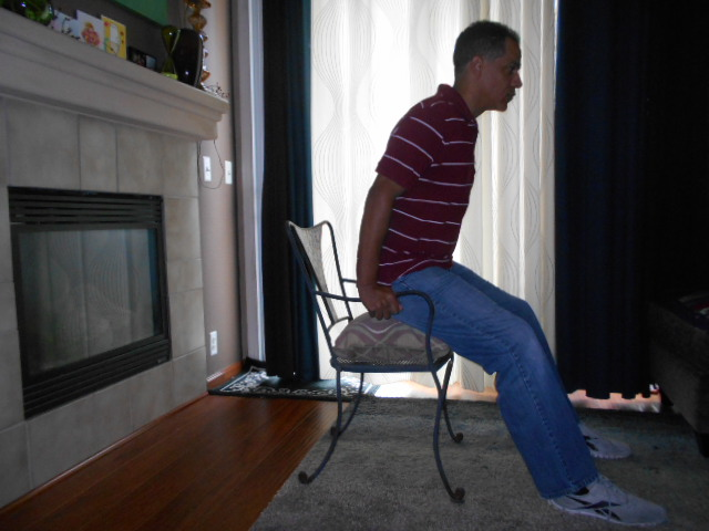 How To Get An Elderly Person Out Of A Chair